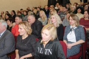 Працівників органів місцевого самоврядування  привітали зі святом