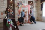 У Нововолинському відділі державної реєстрації актів цивільного стану пропонують нову послугу - ювілейне весілля