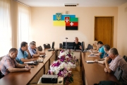 Міський голова Віктор Сапожніков взяв участь у робочій зустрічі представників команди підтримки проекту