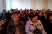 Бюджетну деценралізацію обговорювали на семінарі