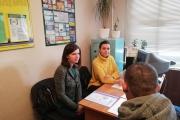 У рамках  акції «16 днів проти насильства» провели профілактичну бесіду з умовно засудженими