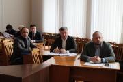 Заступник міського голови Олександр Громик взяв участь  у засіданні комісії в  обласному центрі