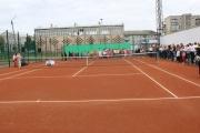 Два тенісні корти відкрили у Нововолинську