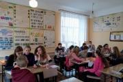 Нововолинські школярі знайомилися зі світом професій