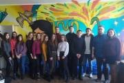 Молодіжний центр «Нові крила» презентував свою діяльність в оновленому приміщенні