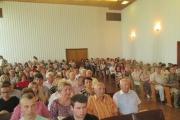 У Нововолинську відбулися урочистості до Дня Конституції України