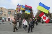 Хресний хід відбувся у Нововолинську