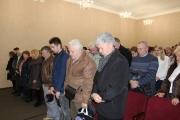 У Нововолинську вшанували подвиг учасників Революції Гідності