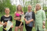 """Юні легкоатлети змагалися за приз газети """"Наше місто"""""""