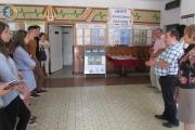 У Нововолинському ПТУ №11 відкрили центр  професійної кар'єри