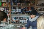 Робоча комісія працювала на Нововолинському ринку