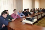Нововолинську молодь привітали з Днем студента