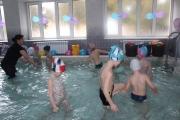 У дитячому  дошкільному закладі №9 запрацював  басейн