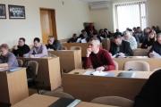 Депутати обговорили проекти рішень чергової сесії