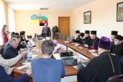 Міський голова зустрівся з керівниками релігійних громад