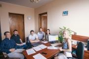 У виконавчому комітеті Нововолинської міської ради відбулася робоча зустріч команди проекту