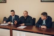 У виконавчому комітеті Нововолинської міської ради відбулася  зустріч команди проекту