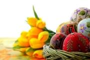 ПРОГРАМА  культурно-мистецьких та спортивних заходів з нагоди Великодня