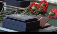 МАТЕРЯМ ЗАГИБЛИХ БІЙЦІВ 51-ОЇ ОМБР ВРУЧИЛИ ВІДЗНАКИ