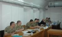 В області проведено командно-штабні навчання з територіальної оборони
