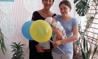 З нагоди Дня незалежності України урочисто вручили свідоцтва про народження