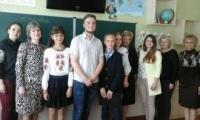 """На конкурсі """"Європейське  сузір""""я"""" школярі декламували власну поезію"""