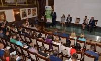 У рамках Програми «Угода мерів – Демонстраційні проекти» 12–13 вересня відбувся інформаційний захід «Досвід Жмеринки  в реалізації енергоефективних проектів у сфері термомодернізації будівель»