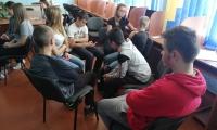 Старшокласників навчали успішному спілкуванню