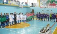 """Відбулося відкриття міжобласного турніру з футзалу пам""""яті  Олександра Грицюка"""