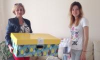 """Нововолинськ отримав першу партію """"пакунків малюка"""""""