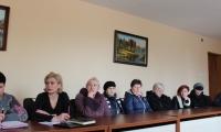 У міській раді  зустрілися з родинами загиблих військовослужбовців