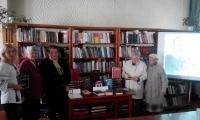 У бібліотеці вшанували пам'ять Михайла Грушевського
