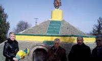 Віддали шану борцям за волю України