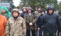 Нововолинські військовозобов'язані відзначили День бійця територіальної оборони