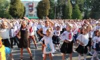 613 першокласників переступили поріг школи
