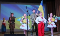 У Нововолинську відзначили День захисника України