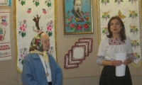 У міському музеї відкрили виставку робіт Раїси Кузьми