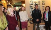У Нововолинському ліцеї №8 працює волонтер Корпусу Миру