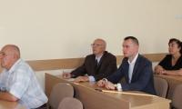 Міський голова спілкувався з членами громадської ради