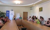 Відбувся ярмарок вакансій для  ПрАТ «Володимир-Волинська птахофабрика»