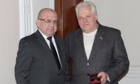 Віктору Тарасенку присвоєно звання ««Заслужений шахтар України»