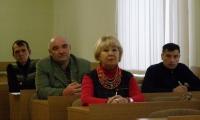 Громадська рада затвердила план роботи на  поточний рік