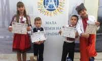 Юні нововолинці — серед переможців фінального етапу ІІІ Всеукраїнської дитячої мистецької акції «Мій Шевченко»